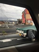 台風21号の被害が。。。