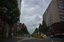 台風21号(横浜)
