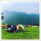 バイクソロキャンプ用テント新 ...