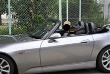 祝!孫との初オープンドライブ!