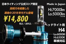 【みんカラ限定】日本ライティング製LEDヘッドライト「オトナの工場見学」&「無料モニター」