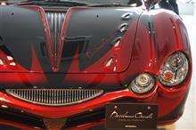デビルマン原作者の永井豪氏降臨! 光岡自動車50周年イヤーに、あの「オロチ」と「デビルマン」のコラボモデルが登場しました