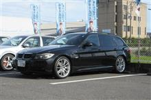 継続車検...BMW E91 320 長く乗り続ける為に..モディファイも色々