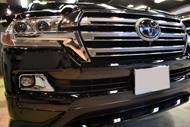 艶ブラック「トヨタ・ランドクルーザーZXのガラスコーティング」【リボルト東京WEST】