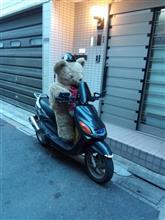 熊俊の親が訪問してきた・・・・