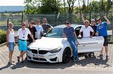 BMW M Expert Training Nordschleife 2018 ②
