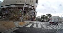 台風21号大阪直撃!ドラレコ映像をUPしました(>_<)