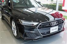 New Audi A7 Sportback 1st edition 試乗!!!