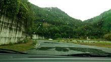 雨の中山サーキット走行会