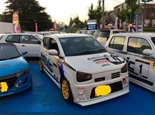 京都オフ36の駐車位置について
