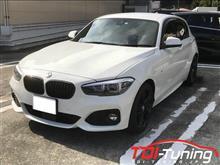 【BMW 118d LDA-JC20 ディーゼルサブコンTDI Tuning】インプレ頂きました。