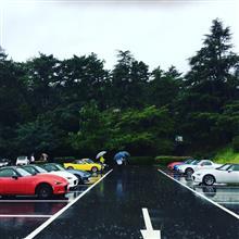 雨のおはきびに行ってきました(^ー^)ノ