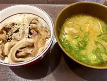 久しぶりの豚丼…思い出の味ですね!!!