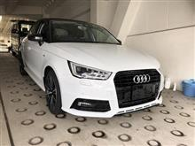Audi A1 Sportback midnight limited!