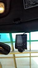 駐車中360度常時録画ドラレコ付けました