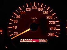 まだ80,000km
