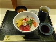 お昼は寿司・・・・