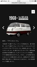 デリカ誕生50周年