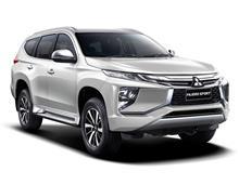 【 Scoop 】 2019 Mitsubishi Pajero Sport Facelift : Thailand ・・・・