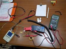 LED消費電力測定