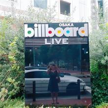 billboard OSAKA LIVE《阿川泰子》