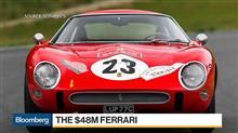 250GTO at Auction 景気はいい、でも・・・