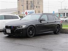 デジタルスピードデー BMW F31 320d..パワーもさることながら..トルクアップで