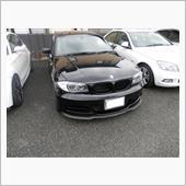 BMW E87 車検整備