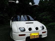 給油×3台と洗車(´ー`*)
