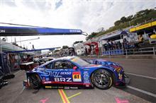 SUPER GT 第6戦  ポールポジション獲得!