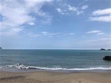 ふらっと太平洋まで行ってみた。