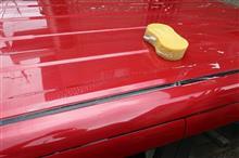 洗車(スペーシア)