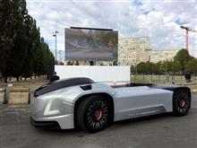 運転席がない!  ボルボ、 自動運転EV トラックコンセプト 発表
