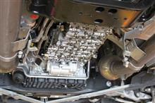 メルセデスAMG  C63s オートマオイル交換