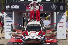 WRC - Rally Turkey 2018 凄いぞ!トヨタ!1-2でマニュファクチャーで首位!