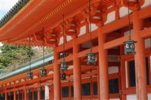 岡崎平安神宮にて京まふ