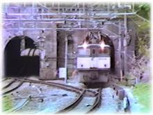 '87横軽…熊ノ平信号場はL特急銀座だった