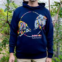 【PUMA】576625-01 RED BULL RACING Double Men's Hoodie