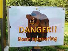 大滝の三階滝に・・・熊が出たんですねー (´(x)`)クマッタなぁ~