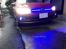AW1 ダミーデイライト LED化