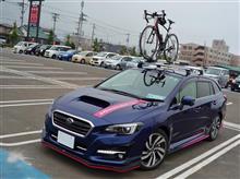 サイクリング大会に参加しました