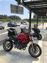 バイクツーリングとDUCATI Magazine DAY