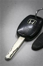 ステップワゴン キーの電池交換