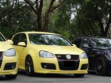 AII Golf 5 GTI Pirelli OB会