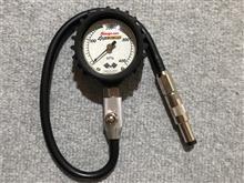 空気圧確認のススメ