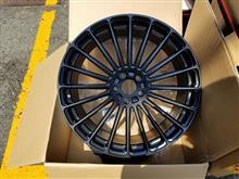 今日のホイール TSW Turbina(タービナ) -BMW E70用-