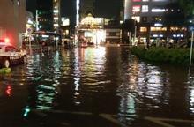 【知っ得】 車が水没したときの脱出方法