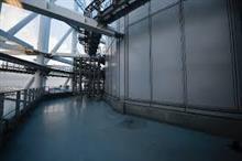 地上155メートルの東京スカイツリーテラスを初開放、絶景の景色が目の前に広がる