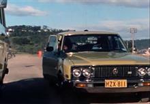 太陽にほえろ! オーストラリアロケ編での2台のトヨタ車