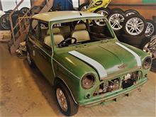 BMWミニ&ローバーミニ!お勧め英国車♪